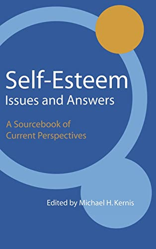 9781841694207: Self-Esteem Issues and Answers: A Sourcebook of Current Perspectives