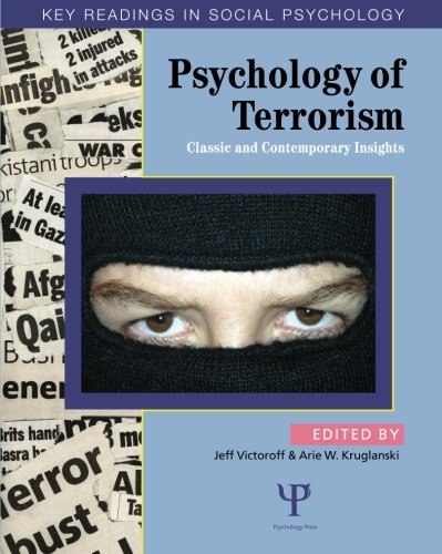 9781841694658: Psychology of Terrorism: Classic and Contemporary Insights (Key Readings in Social Psychology)