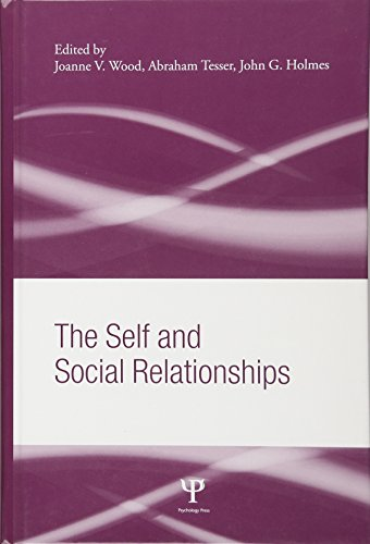 9781841694887: The Self and Social Relationships