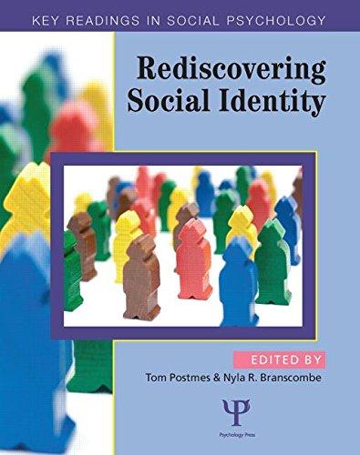 9781841694917: Rediscovering Social Identity (Key Readings in Social Psychology)