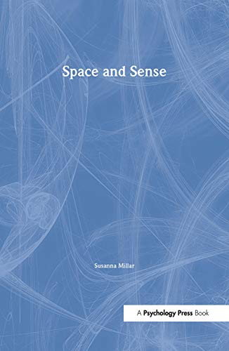 9781841695259: Space and Sense (Essays in Cognitive Psychology)