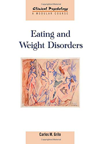 9781841695471: Eating and Weight Disorders