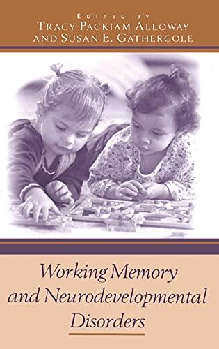 9781841695600: Working Memory and Neurodevelopmental Disorders