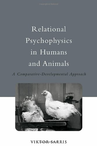 9781841695693: Relational Psychophysics in Humans and Animals: A Comparative-Developmental Approach (Essays in Cognitive Psychology S)