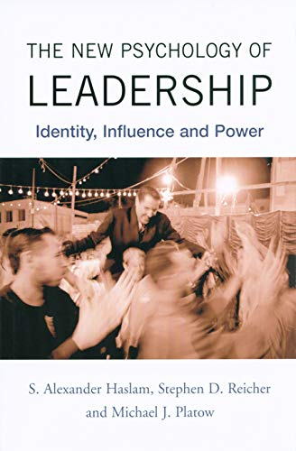 9781841696102: The New Psychology of Leadership: Identity, Influence and Power