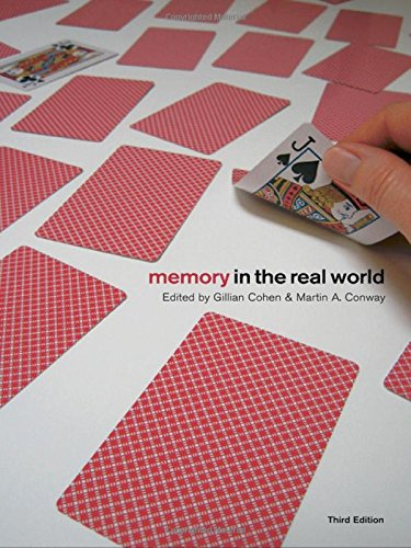 9781841696409: Memory in the Real World