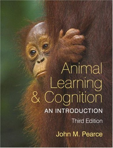 9781841696553: Animal Learning and Cognition, 3rd Edition: An Introduction