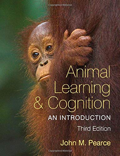 9781841696560: Animal Learning and Cognition, 3rd Edition: An Introduction