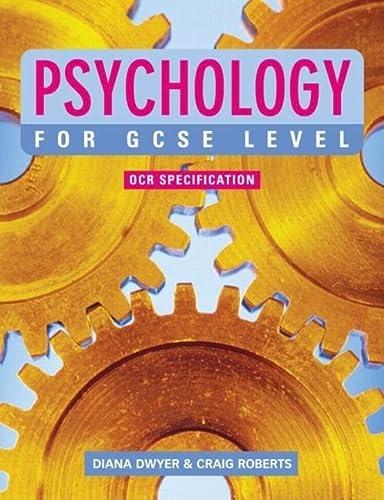 9781841696805: Psychology for GCSE Level