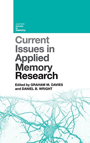 Current Issues in Applied Memory Research (Current Issues in Memory): Psychology Press