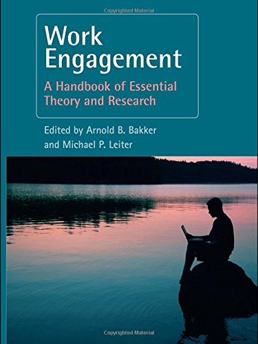 9781841697369: Work Engagement: A Handbook of Essential Theory and Research