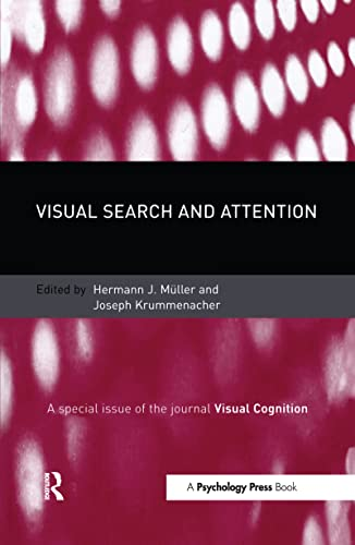 9781841698069: Visual Search and Attention: A Special Issue of Visual Cognition (Special Issues of Visual Cognition)