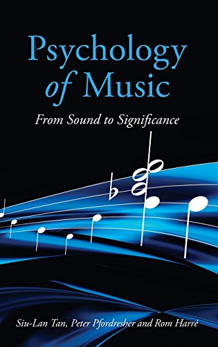 9781841698687: Psychology of Music: From Sound to Significance