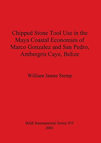 9781841711737: Chipped Stone Tool Use in the Maya Coastal Ecomomies of Marco Gonzalez and San Pedro, Ambergris Caye, Belize (British Archaeological Reports International Series)