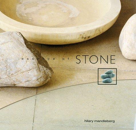 9781841720722: Essence of Stone (Essence of ... series)