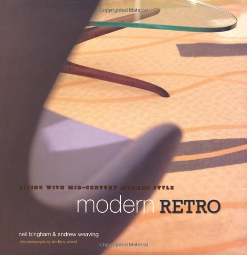 9781841721033: Modern Retro: Living with Mid-century Modern Style