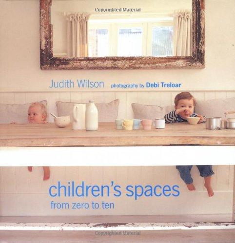 9781841721200: Children's Spaces: From Zero to Ten