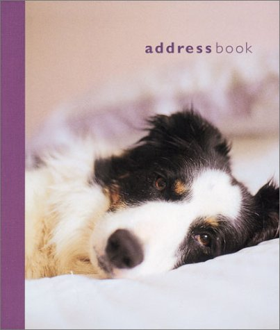 9781841721323: Dog at Home Address Book