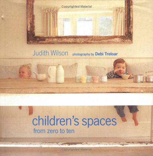 9781841721613: Children's Spaces: From Zero to Ten (Compacts)