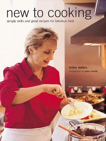 New to Cooking: Lesley Waters