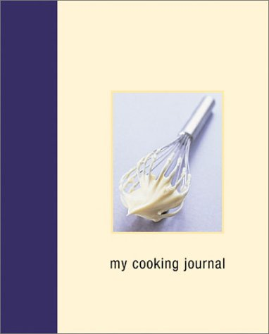 9781841722153: My Cooking Journal