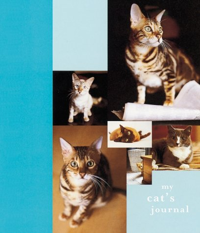 9781841722207: My Cat's Journal