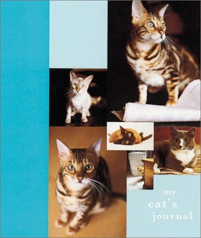 9781841722214: My Cat's Journal