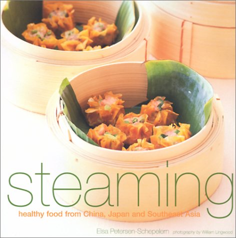 Steaming Healthy Food from China, Japan and South East Asia