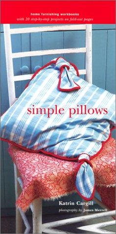9781841723082: Simple Pillows (Home Furnishing Workbooks)