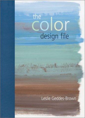 9781841723310: The Color Design File