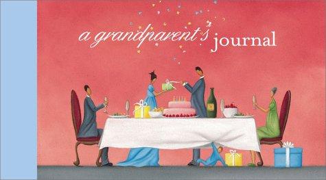 9781841724379: A Grandparent's Journal
