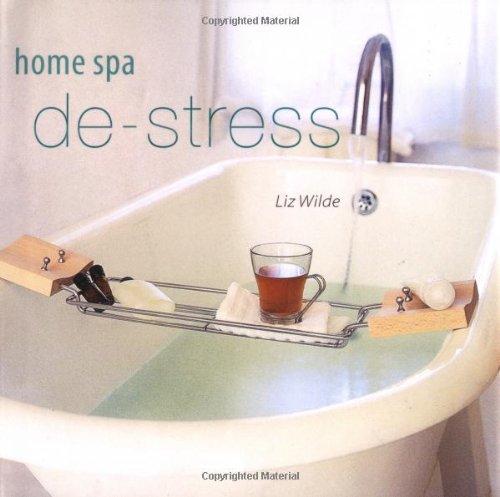 9781841728520: Home Spa de-Stress