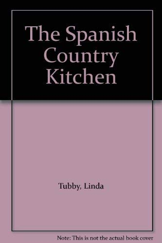 9781841729459: The Spanish Country Kitchen