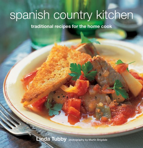 9781841729466: Spanish Country Kitchen: Traditional Recipes for the Home Cook