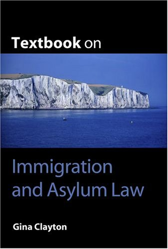 9781841741888: Textbook on Immigration and Asylum Law