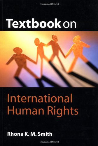 9781841743011: Textbook on International Human Rights