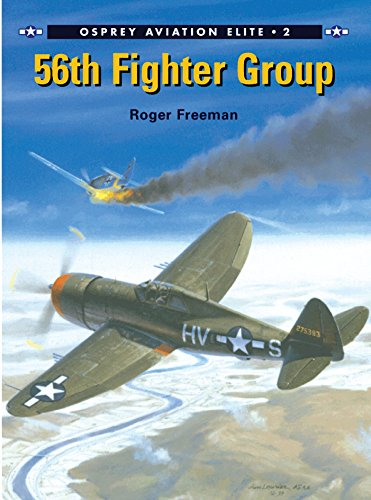 9781841760476: 56th Fighter Group (Aviation Elite Units)