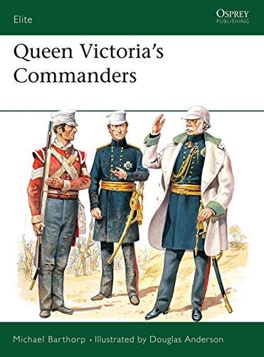 9781841760544: Queen Victoria's Commanders (Elite)