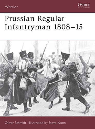 9781841760568: Prussian Regular Infantryman 1808–15 (Warrior)