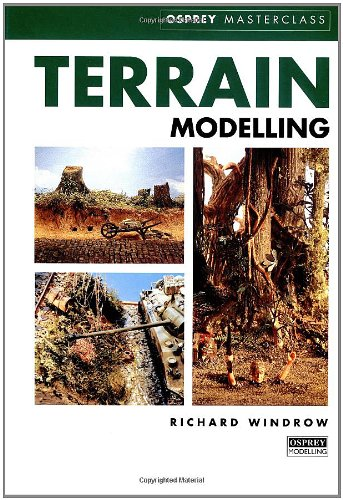 9781841760629: Terrain Modelling (Modelling Masterclass)