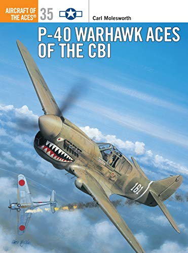 9781841760797: P-40 Warhawk Aces of the CBI
