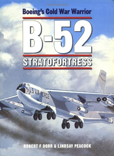 9781841760971: B-52 Stratofortress: Boeing's Cold War Warrior (Osprey aerospace)