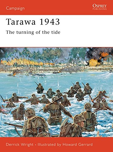 9781841761022: Tarawa 1943: The turning of the tide (Campaign)