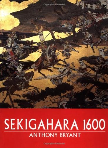 9781841761169: Sekigahara 1600 (Trade Editions)