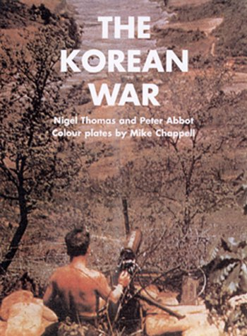 9781841761206: The Korean War 1950-53 (Trade Editions)