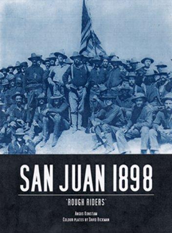 9781841761220: San Juan 1898: Roosevelt's
