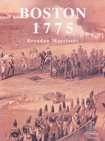 9781841761237: Boston 1775: With visitor information (Trade Editions)