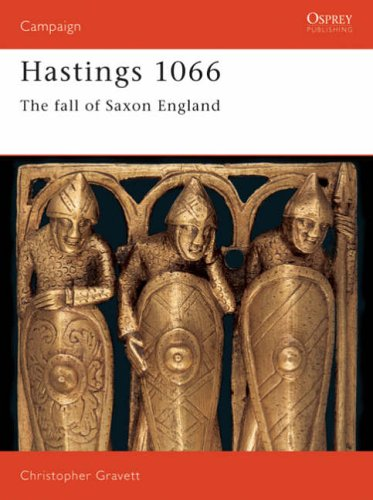 9781841761336: Hastings 1066 (Osprey Military Campaign)