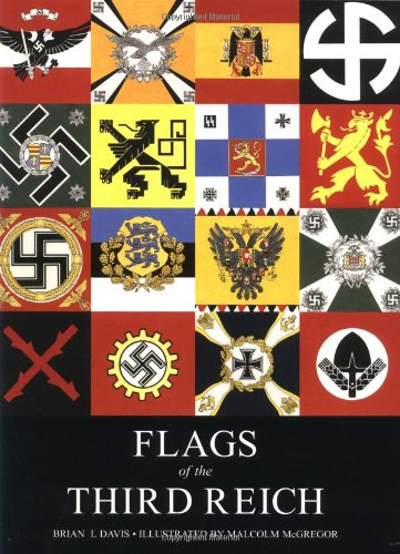 9781841761718: Flags of the Third Reich (Special Editions (Military))