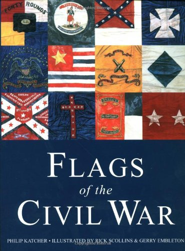 9781841761732: Flags of the Civil War